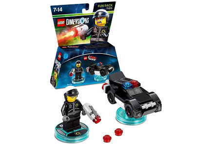 WB Games - Lego Dimensions Fun Pack: Bad Cop