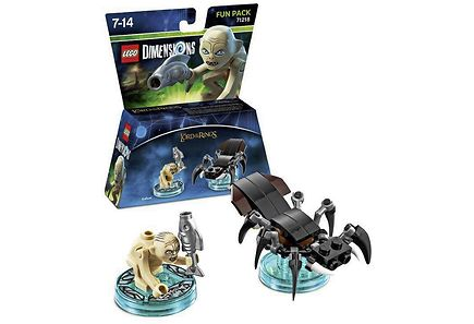 WB Games - Lego Dimensions Fun Pack: Gollum