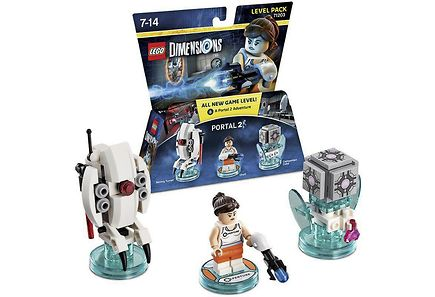 WB Games - Lego Dimensions Level Pack: Portal