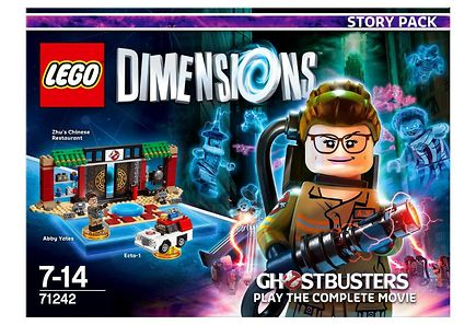 WB Games - Lego Dimensions Story Pack:Ghostbusters