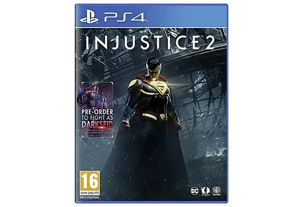 WB Games - PS4 Injustice 2