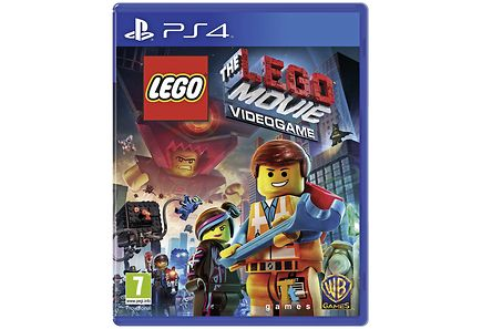 WB Games - PS4 Lego Movie The Videogame