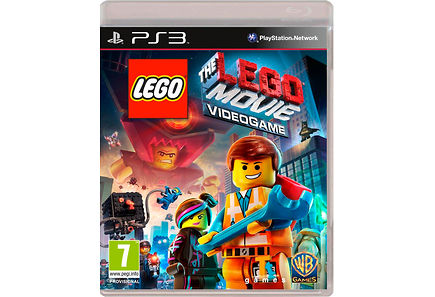 Playstation - PS3 Lego Movie The Videogame