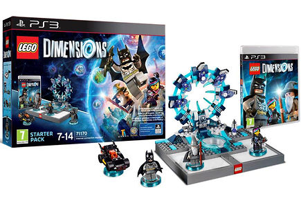 WB Games - PS3 Lego Dimensions Starter Pack