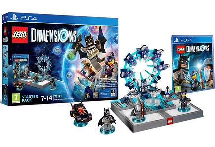 WB Games - PS4 Lego Dimensions Starter Pack