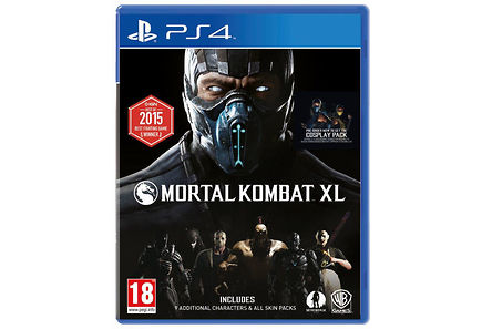 WB Games - PS4 Mortal Kombat XL