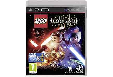 WB Games - PS3 Lego Star Wars The Force Awakens