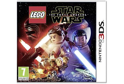 WB Games - 3DS Lego Star Wars The Force Awakens