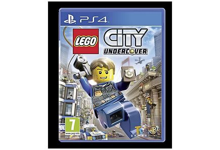 WB Games - PlayStation 4 Lego City Undercover