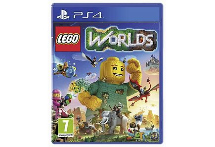 WB Games - Ps4 Lego Worlds
