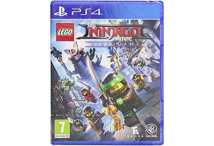 WB Games - PlayStation 4 Lego Ninjago Movie: Videogame