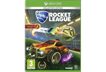 WB Games - XONE Rocket League Collectors Edition