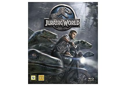 Ei merkkiä - Blu-ray Disc Jurassic World