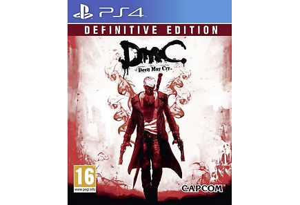 Capcom - PS4 DmC Devil May Cry: Definitive E.