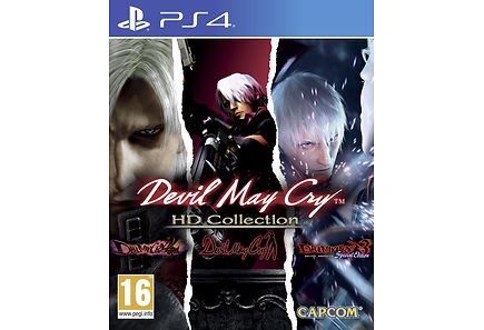 Capcom - PS4 Devil May Cry HD Collection