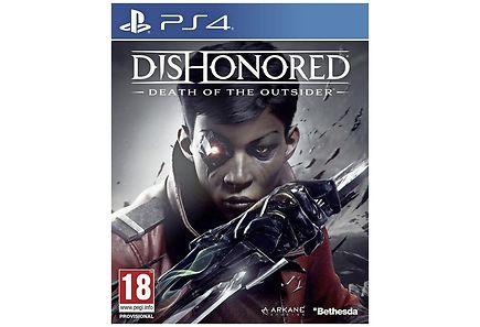Bethesda - PS4 Dishonored: Death of The Outsider
