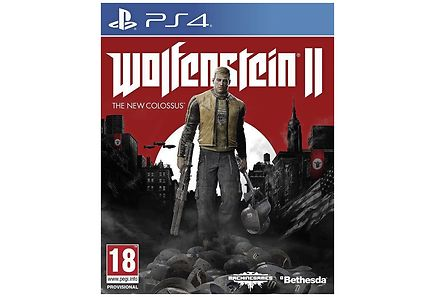 Bethesda - PS4 Wolfenstein II: The New Colossus