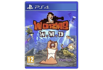 Ei merkkiä - PS4 Worms - Weapons Of Mass Destruction