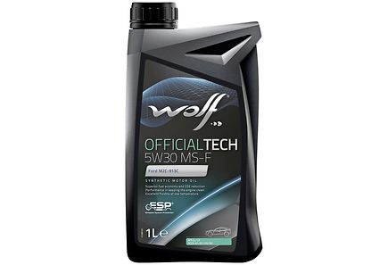 Wolf - Wolf 5W-30 MS-F Official Tech moottoriöljy 1 L