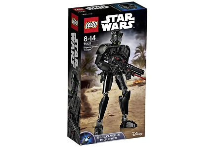 LEGO - LEGO Constraction Star Wars 75121 Imperiumin kuolonsotilas™