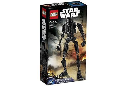 LEGO - LEGO Constraction Star Wars 75120 K-2SO™