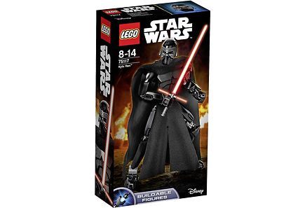 LEGO - LEGO Constraction Star Wars 75117 Kylo Ren™