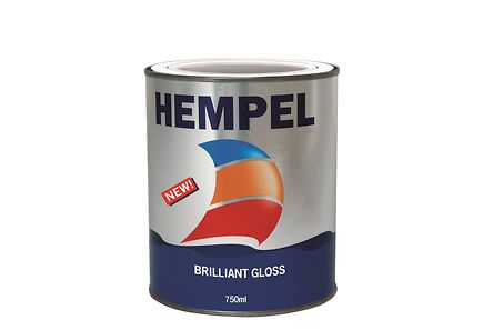 Hempel - Hempel Brilliant Gloss 0,75 l off white