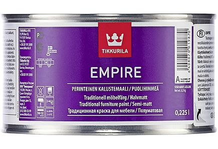 Tikkurila - Tikkurila Empire C Ph 0,225l Kalustemaali