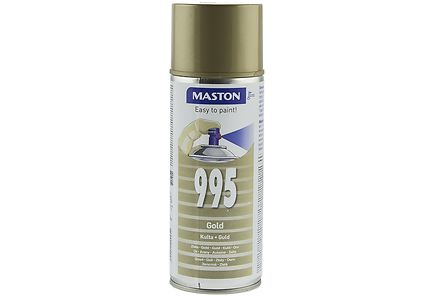 Maston - Maston spraymaali 400ml kulta 995