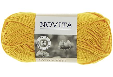 Novita - Novita Cotton Soft 50g väri 269