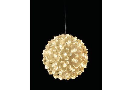 House - House Flower Ball koristevalo 50led IP44