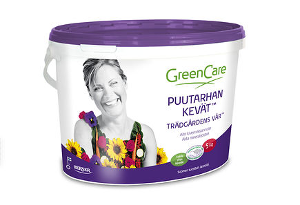 Green Care - GreenCare lannoite Puutarhan Kevät 5kg