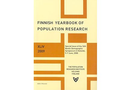 Kirjat - Finnish yearbook of population research XLIV 2009