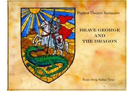 Kirjat - Brave George and the Dragon