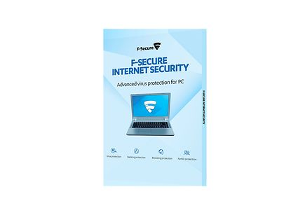 F-Secure - F-Secure Internet Security 1 vuosi 1 PC