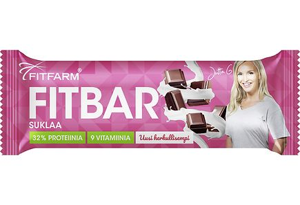 Fitfarm - FitFarm Fit bar suklaa 35g