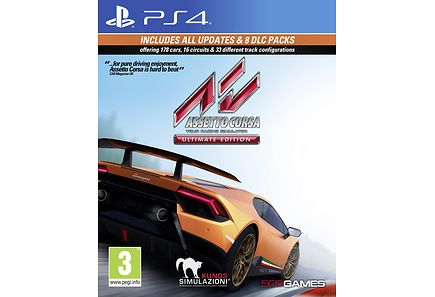 505 Games - PS4 Assetto Corsa Ultimate Edition