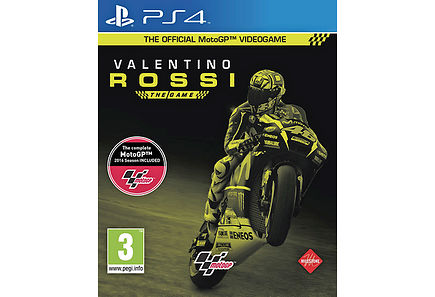 Milestone - PS4 Valentino Rossi The Game