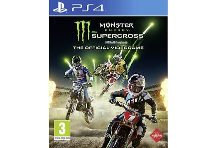 Milestone - PS4 Monster Energy Supercross
