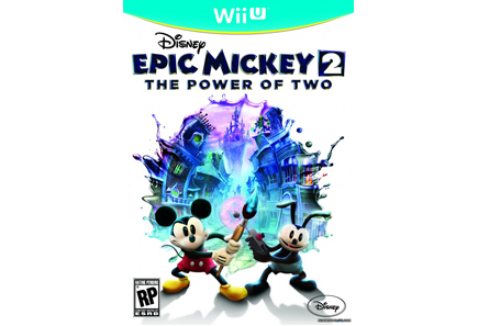 Ei merkkiä - Disney Epic Mickey 2: The Power of Two