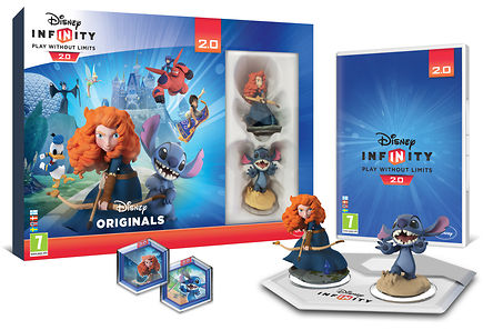 Disney - Infinity 2.0 Power Disc - Disney