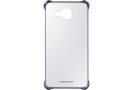 Samsung - Samsung clear cover A5 (2016) musta