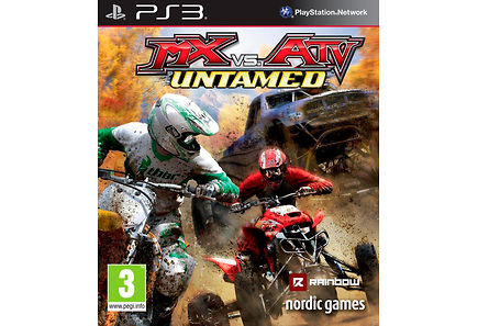 Playstation - PS3 MX vs ATV Untamed