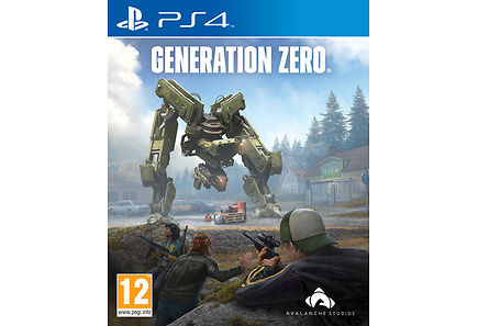 Avalance - PS4 Generation Zero