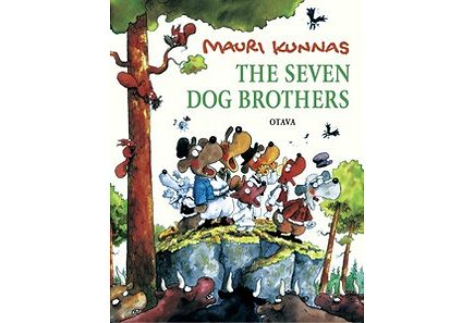 Kirjat - The seven dog brothers