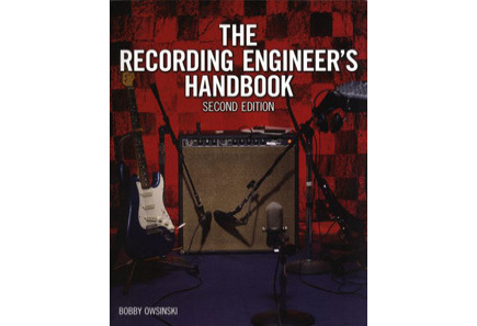 Kirjat - The recording engineer handbook