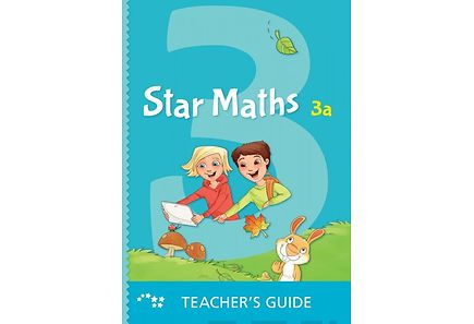 Kirjat - Star Maths 3a Teacher's guide