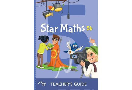 Kirjat - Star Maths 5b Teacher's guide