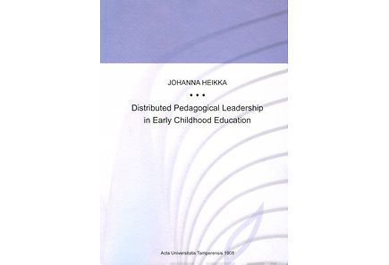 Kirjat - Distributed Pedagogical Leadership in Early Childhood Education