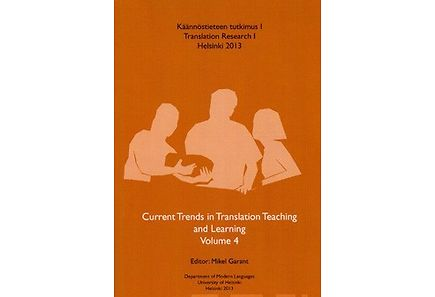 Kirjat - Current Trends in Translation Teaching and Learning